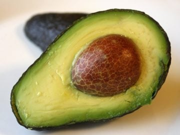 Aguacate saludable