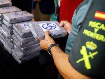 Imagen de archivo de otra operación contra el tráfico de drogas