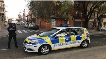 Imagen de archivo de la Policía Local de Sevilla