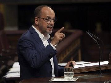 Carles Campuzano en el Congreso (Archivo)