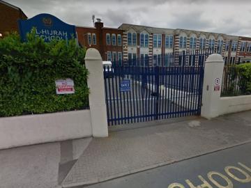 El colegio Al Hijrah, en Birmingham.