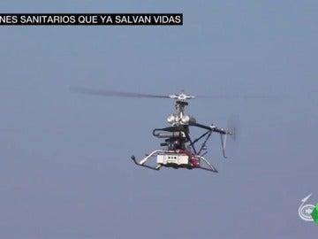 drones salvavidas