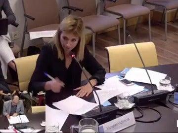 """Silvia Saavedra, concejala de C's en Madrid, a Rommy Arce: """"Vino de Perú y cuando juraba la Constitución, lo que estaba haciendo era prometer cargarse España"""""""