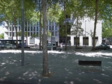 Exteriores del juzgado de lo penal número 3 de Girona