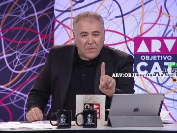 García Ferrreas, en el especial Al Rojo Vivo: Objetivo Cataluña