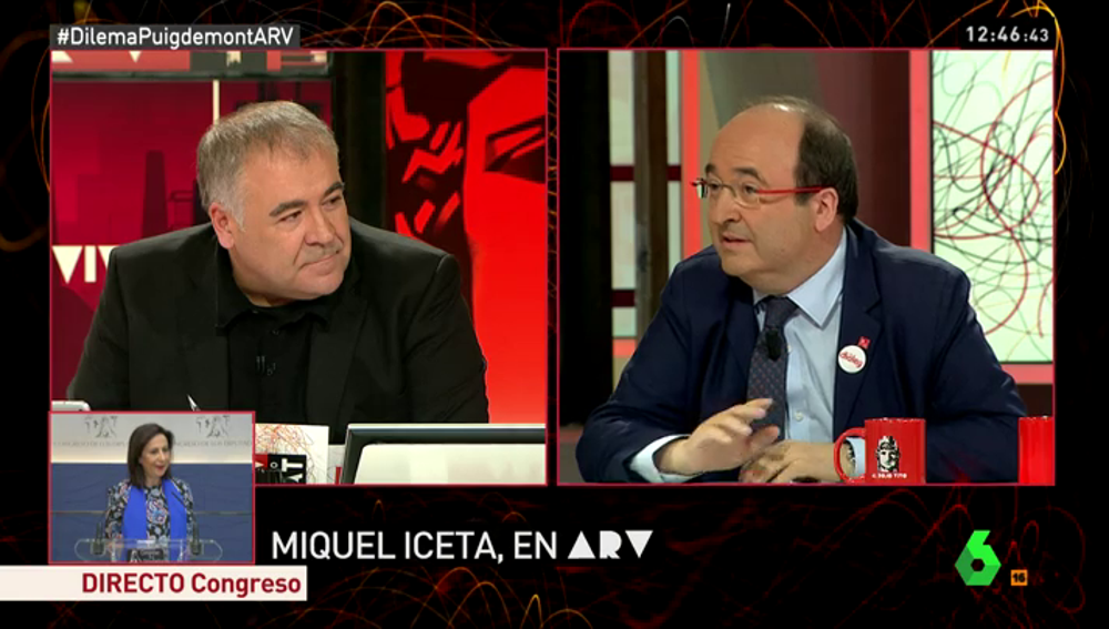 Iceta tv3