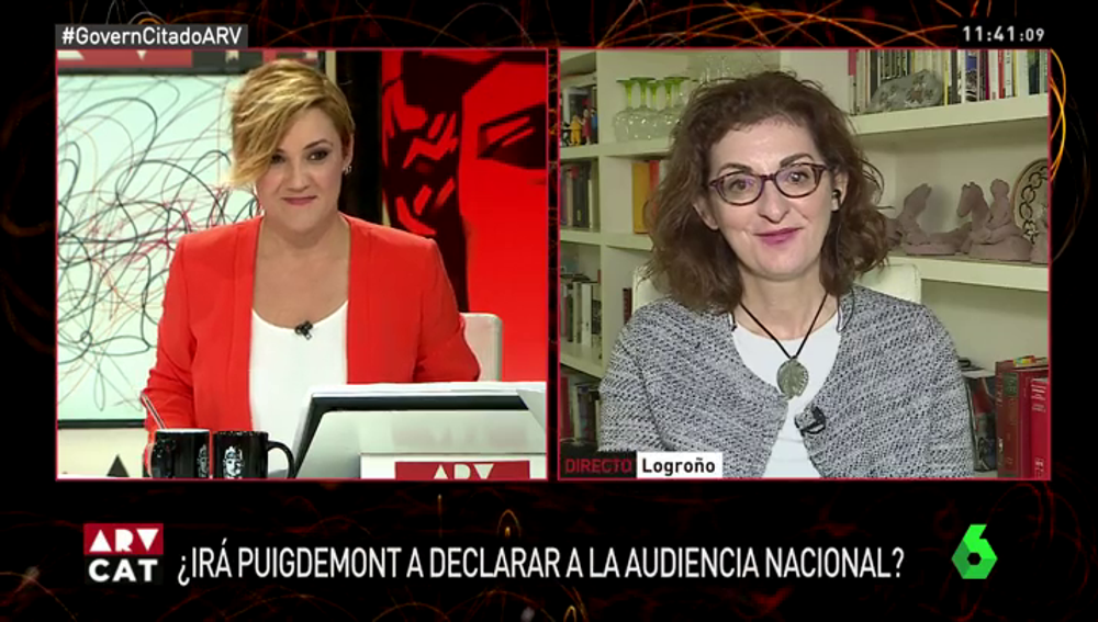 La eurodiputada de UPyD, Maite Pagazaurtundúa