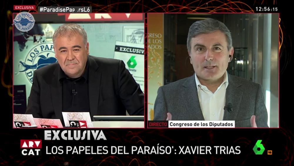 Pedro Saura en ARV