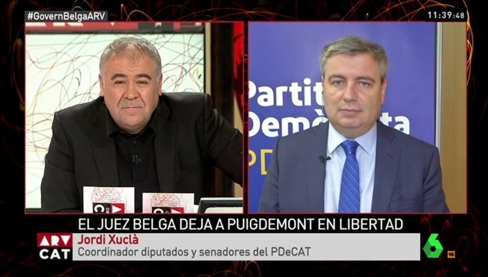 Jordi Xuclà en ARV