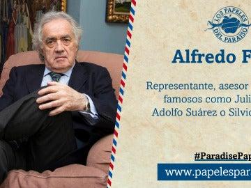 Alfredo Fraile, implicado en los Papeles del Paraíso