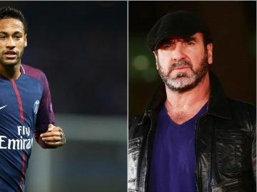 Dardo de Cantona a Neymar