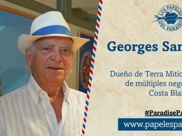 Georges Santamaría, dueño de Terra Mítica