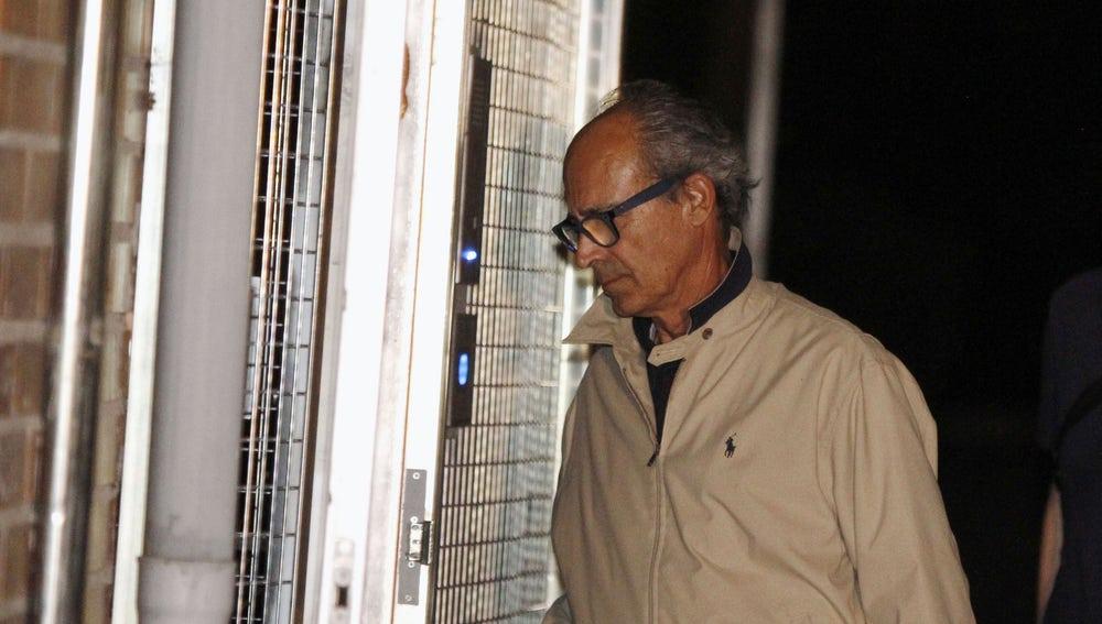 Edmundo Rodríguez Sobrino, uno de los detenidos y considerado hombre fuerte de González en Latinoamérica