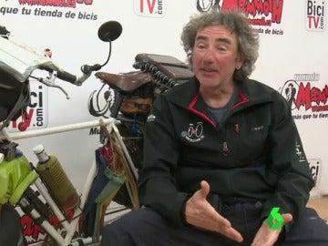 Álvaro Neil, biciclown