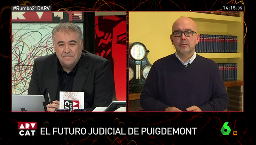 """Gonzalo Boye, Comín y Serret: """"Nuestra línea de defensa es impeditiva de cualquier entrega, y vamos a tener éxito"""""""