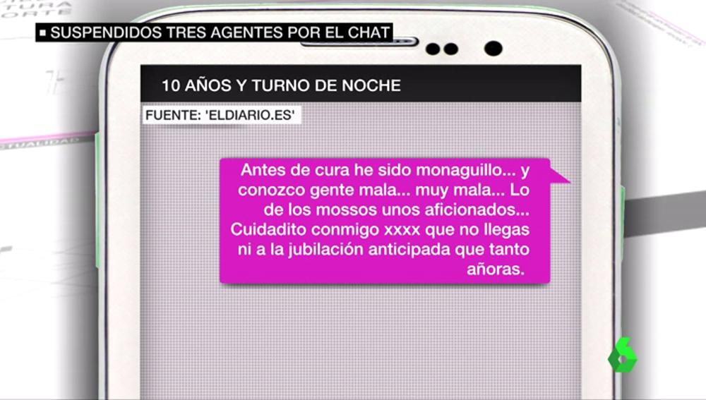 chat polis