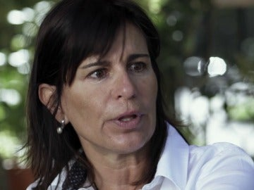 Victoria Álvarez, exnovia de Jordi Pujol