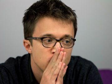 Íñigo Errejon, secretario de Cambio Político de Podemos