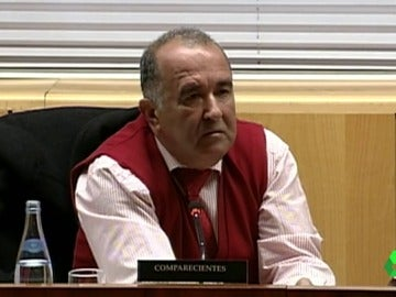 Silvano Corujo, funcionario de ICM