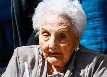 Fotografía de archivo de Ana Vela