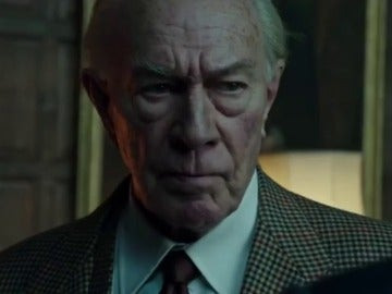 El actor Christopher Plummer