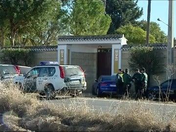 Lugar donde se ha producido el tiroteo en Sevilla.