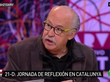 Ferrán Monegal, analista de televisión