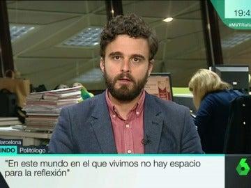 Jorge Galindo en MVT