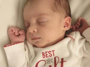 Emma, el bebé nacido de un embrión congelado hace 25 años