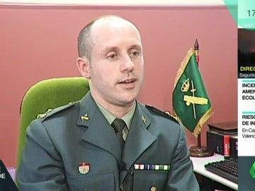 José Ángel Corral, capitán jefe de la Policía Judicial de A Coruña