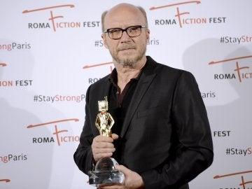 El guionista y cineasta canadiense Paul Haggis