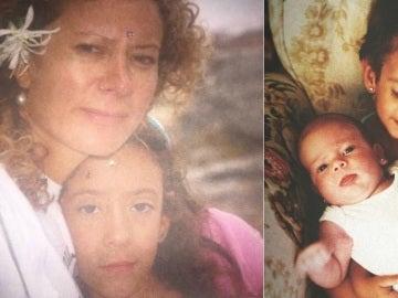 Fotos publicadas por Diana López-Pinel y Valeria Quer junto a Diana