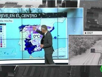 La previsión meteorológica