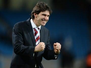 Aitor Karanka, nuevo técnico del Nottingham Forest