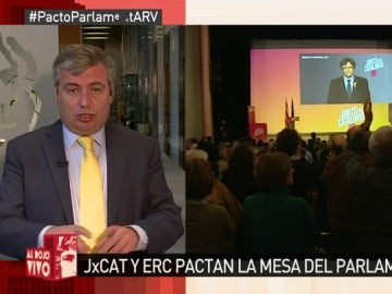 Jordi Xuclà, en Al Rojo Vivo