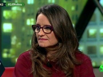 Entrevista a Mónica Oltra, en laSexta Noche