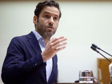Borja Semper, candidato del PP a la Alcaldía de San Sebastián