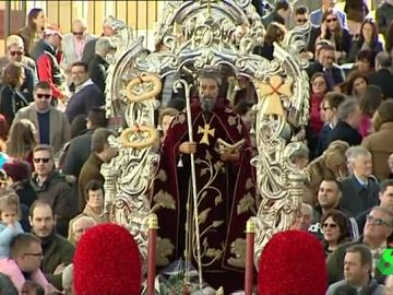 San Antonio Abad, el único santo sindicado