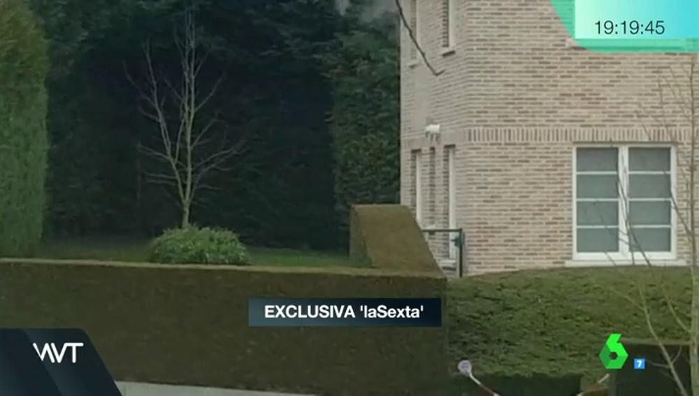 Casa de Waterloo que podría alquilar Puigdemont