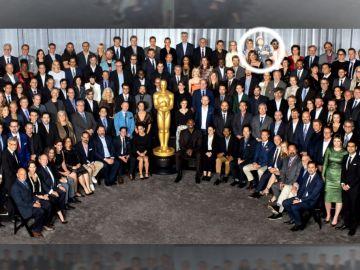 Imagen de los nominados a los Oscar