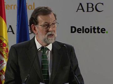 Rajoy anuncia que lo invertido en un plan de pensiones se podrá rescatar a los 10 años