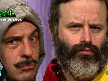 Darío Adanti y Edu Galán, de revista Mongolia