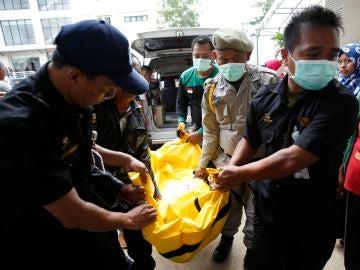 Víctimas mortales en un accidente de autobús en Indonesia