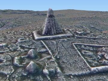 Imágenes de teledetección en la Reserva de la Biosfera Maya