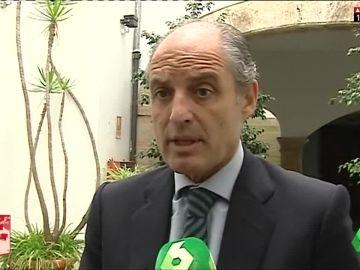 Francisco Camps responde a la declaración de Luis Bárcenas antes el juez