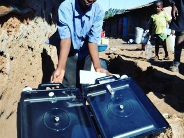 Invento sueco para lograr agua potable