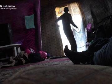 Tensión en Sáhara occidental: retienen a dos reporteros de Equipo de Investigación cuando grababan 'El ADN del pulpo'