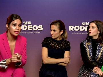 MUJERES SIN RODEOS