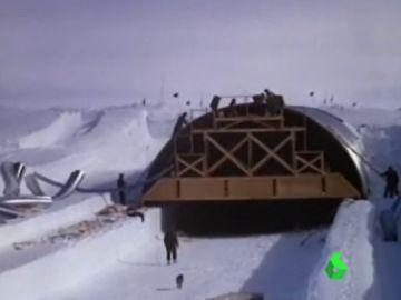Base militar en el Ártico