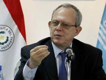 El director adjunto de la Unesco, Frank La Rue